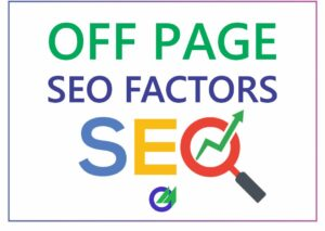 Top 8 On-Page SEO Ranking Factors