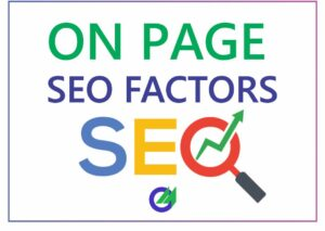 Top 10 Off-Page SEO Ranking Factors 